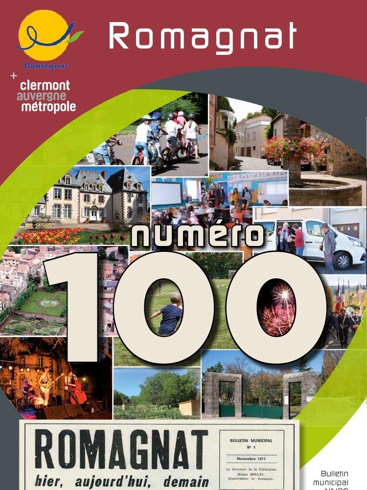 Bulletin municipal n°100 – Avril 2019