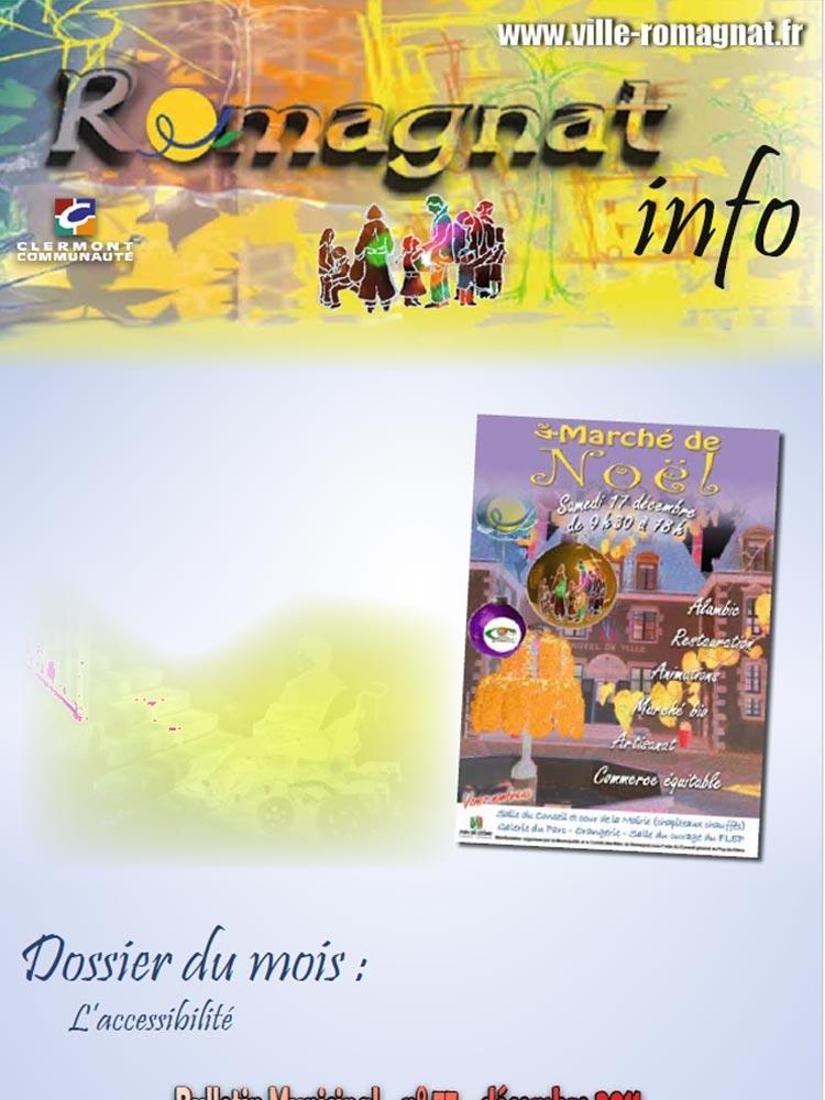 Bulletin municipal n°77 – Décembre 2011