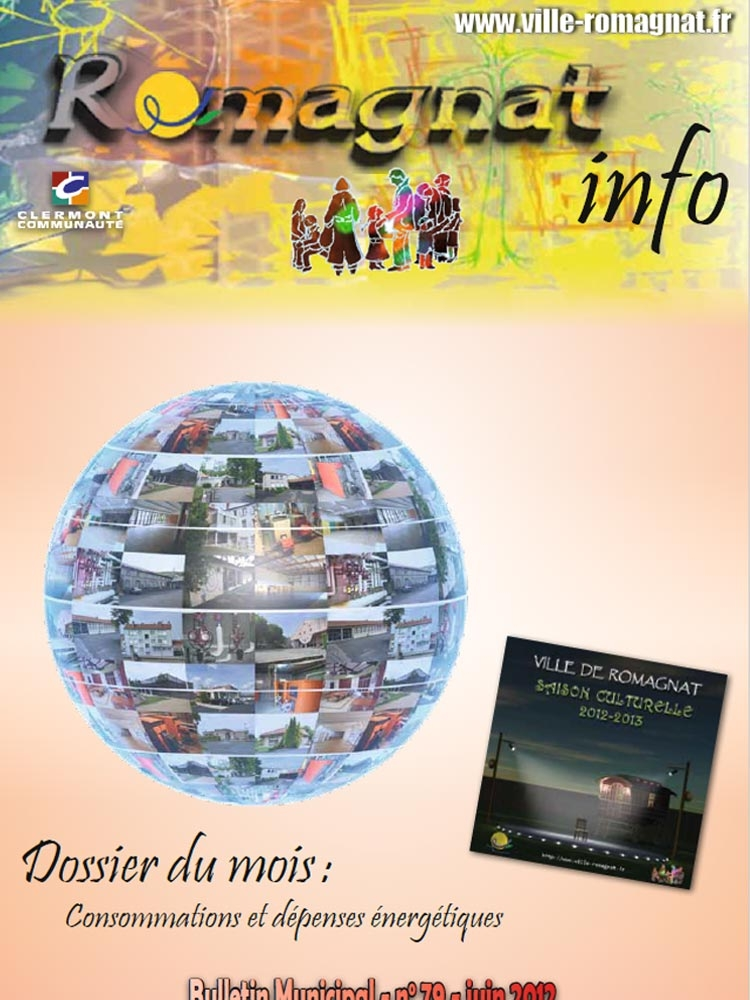 Bulletin municipal n°79 – Juin 2012