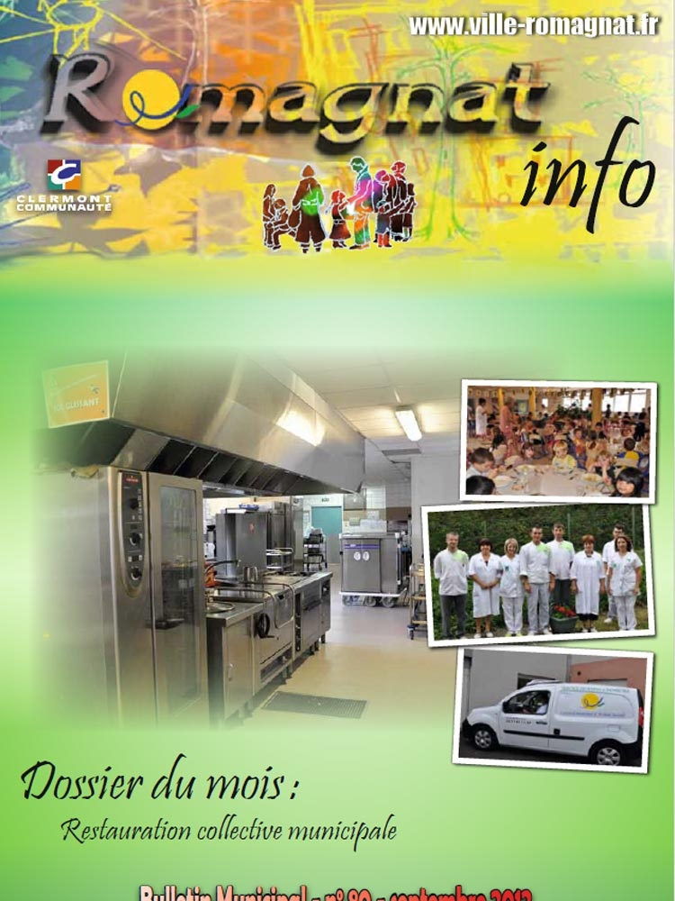 Bulletin municipal n°80 – Septembre 2012