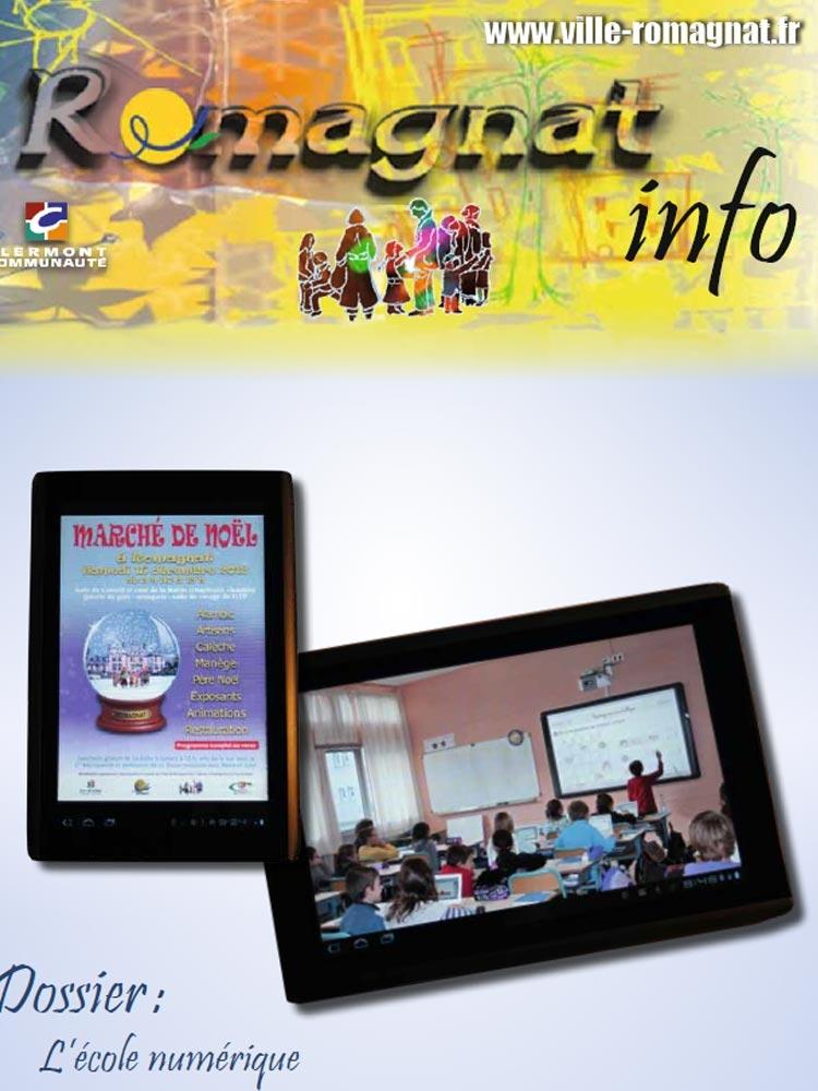 Bulletin municipal n°81 – Décembre 2012