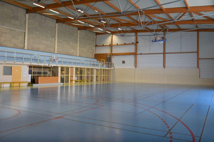 Halle multisports