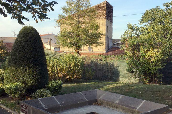 La lavoir de Liciana-Nardi
