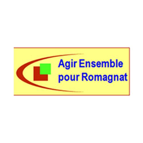 AGIR ENSEMBLE POUR ROMAGNAT