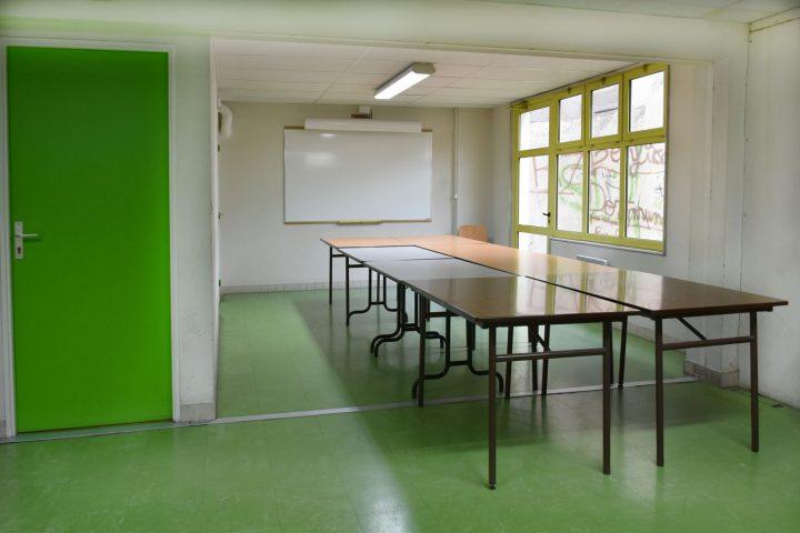 Salle de réunion du Carrefour d'Echanges