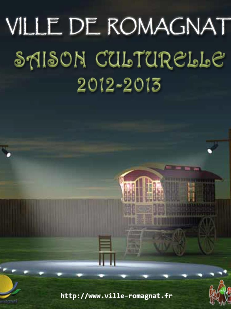 Programmation culturelle – 2012-2013