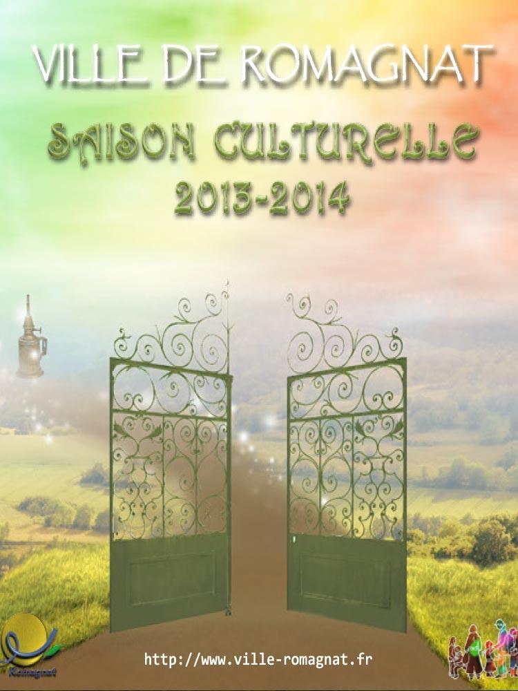 Programmation culturelle – 2013-2014