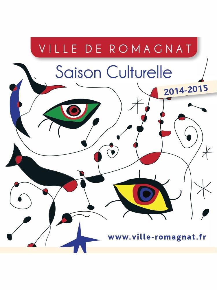 Programmation culturelle – 2014-2015