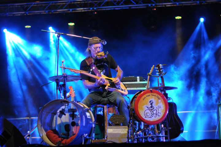 Philippe Ménard sera au Pique-nique blues à Romagnat