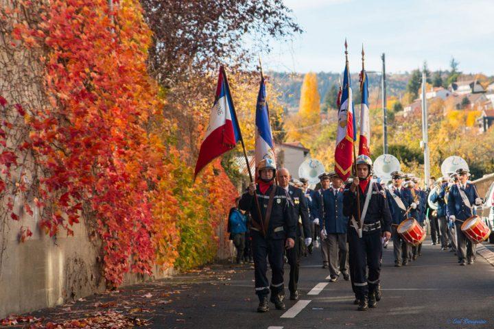 La commémoration du centenaire de l'Armistice du 11 novembre 1918