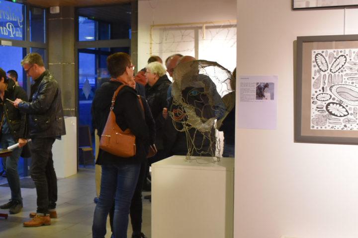 Exposition à la Galerie du Parc