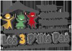 Logo du RAM Les 3 P'tits Pas