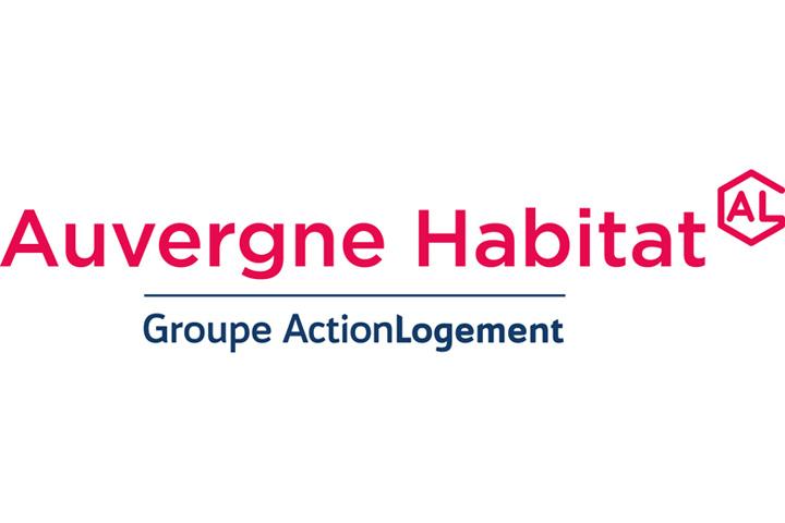Logo d'Auvergne Habitat