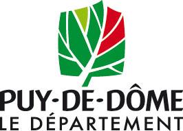 Logo du Conseil départemental du Puy-de-Dôme
