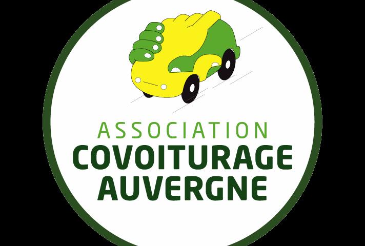 Logo covoiturage Auvergne