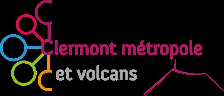 logo de la Mission Locale Clermont métropole et volcans