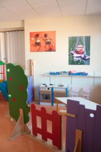 Le multi-accueil Gribouille et Carapate