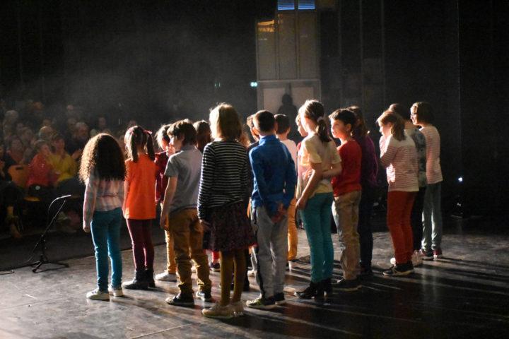 Concert en première partie du concert des Banquettes Arrières