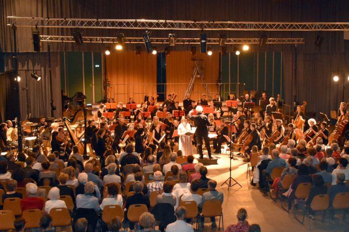 Saison culturelle de Romagnat : concert de l'Orchestre des Dômes