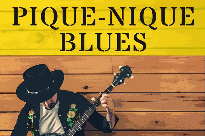 Pique-nique blues le 31 août 2019 à Romagnat