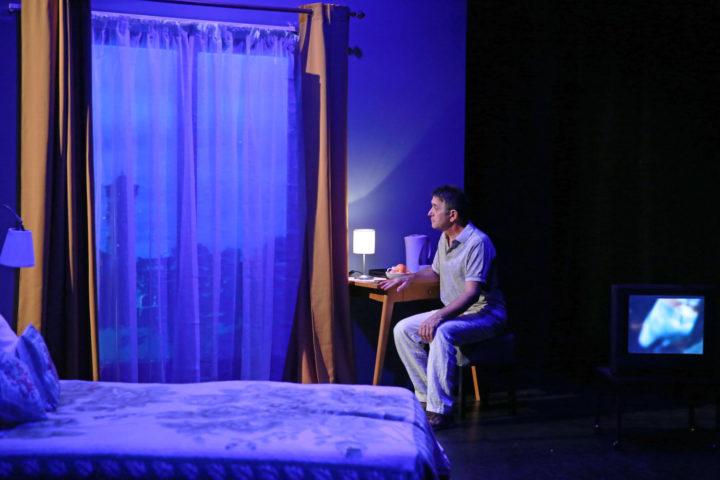 Une chambre en attendant, théâtre dans le cadre du Festival les Automnales