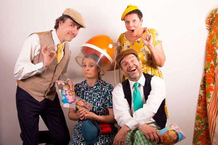 Festival de l'Humour - Barber shop quartet
