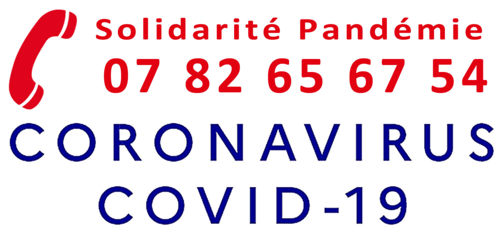COVID-19 : Solidarité Pandémie