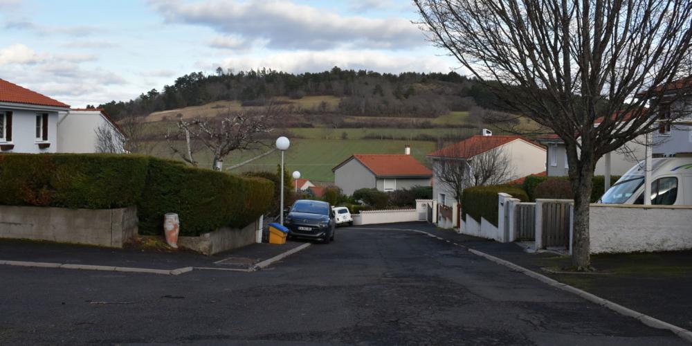 Travaux d'assainissement chemin de Giroux et rue des Bruyères