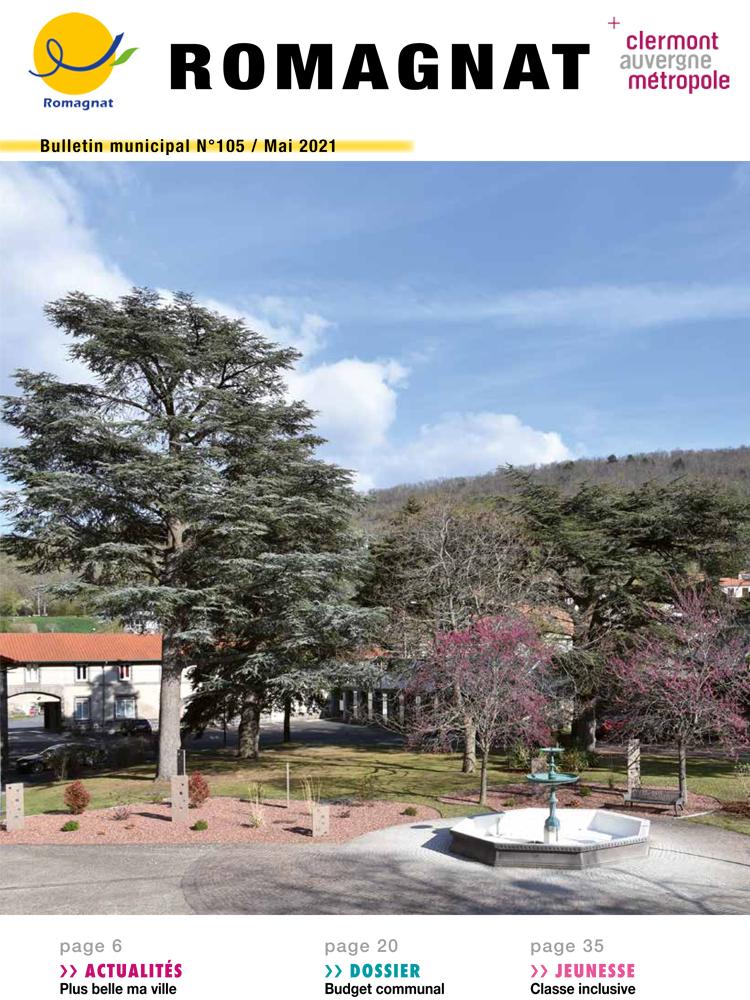 Bulletin municipal n°105 – Mai 2021