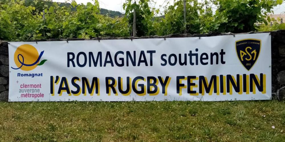 Romagnat soutient l'ASM-Romagnat